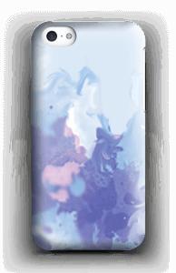 Mistura violeta Capa IPhone 5c