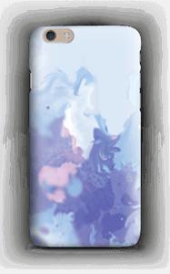 Mistura violeta Capa IPhone 6 Plus