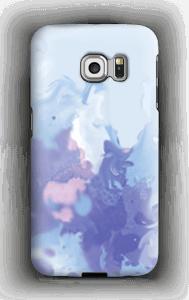 Mistura violeta Capa Galaxy S6 Edge