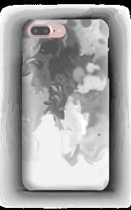 Salpicos cizentos Capa IPhone 7 Plus