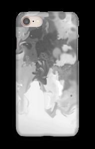 Salpicos cizentos Capa IPhone 8