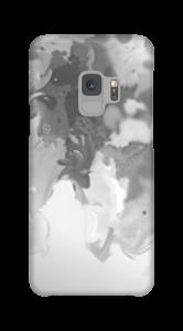 Salpicos cizentos Capa Galaxy S9