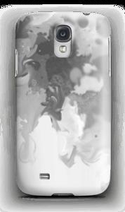Grå splashy deksel Galaxy S4
