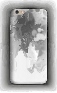 Salpicos cizentos Capa IPhone 6 Plus