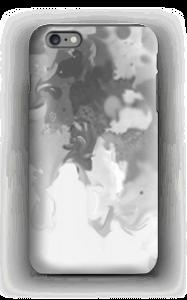 Harmaa pläjäys kuoret IPhone 6 Plus tough
