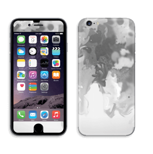 Gråblandet Skin IPhone 6/6s