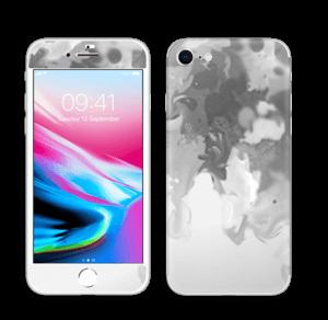 Gråblandet Skin IPhone 8