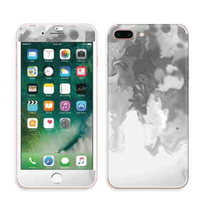 Gråblandet Skin IPhone 7 Plus