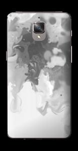 Gråblandet Skin OnePlus 3T