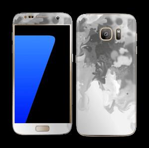 Gråblandet Skin Galaxy S7