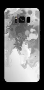 Gråblandet Skin Galaxy S8