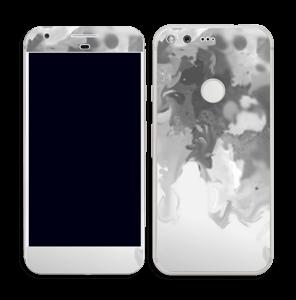 Gråblandet Skin Pixel
