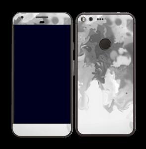 Gråblandet Skin Pixel XL