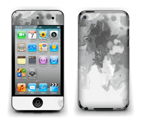 Gråblandet Skin IPod Touch 4th Gen
