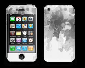 Gråblandet Skin IPhone 3G/3GS