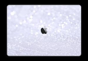 """Glitrende snø Skin MacBook Pro 15"""" 2016-"""