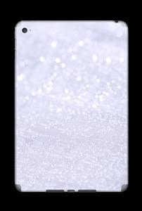 Glitrende snø Skin IPad Mini 4