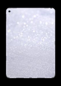 Glitrende snø Skin IPad Pro 9.7