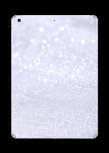 Glitrende snø Skin IPad Air