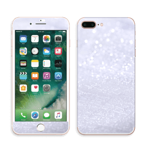 Glitrende snø Skin IPhone 7 Plus