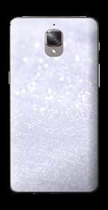 Glitrende snø Skin OnePlus 3