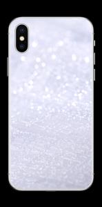 Cooles Glitzern Skin IPhone X