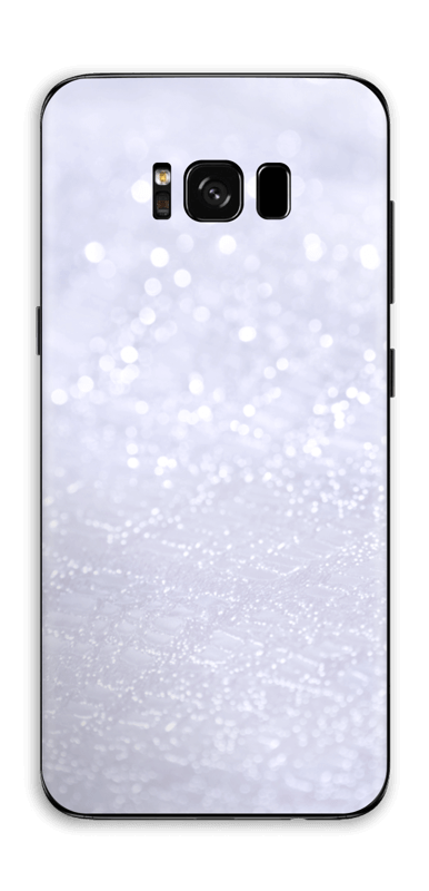 Paillettes Skin Galaxy S8 Plus