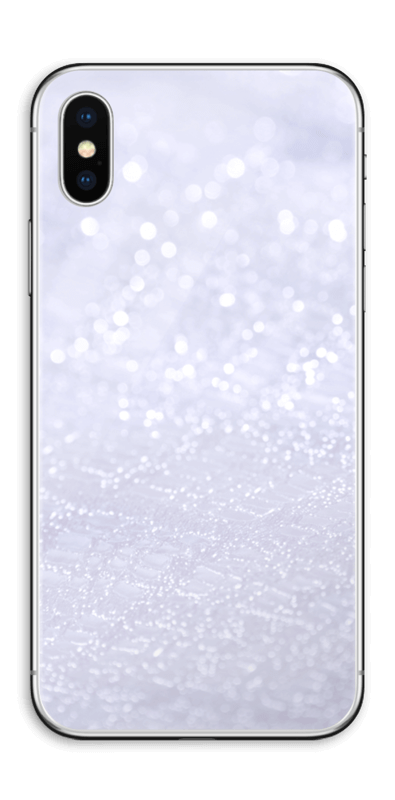 Paillettes Skin IPhone XS