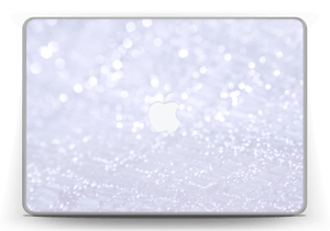 """Glitrende snø Skin MacBook Pro 13"""" -2015"""