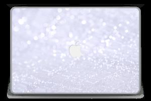 """Glitrende snø Skin MacBook Pro 15"""" -2015"""