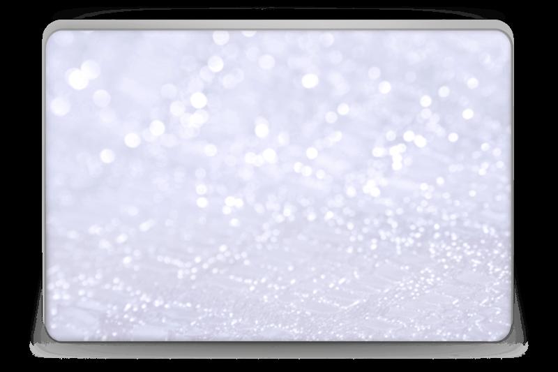 Paillettes Skin Laptop 15.6