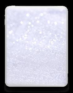 Glitrende snø Skin IPad 1