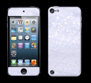 Glitrende snø Skin IPod Touch 5th Gen