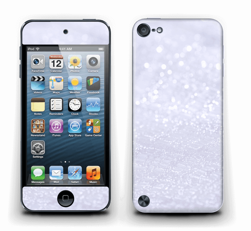 Paillettes Skin IPod Touch 5th Gen