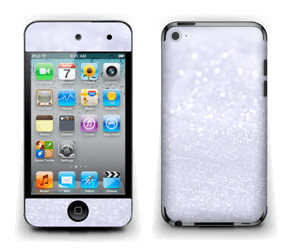 Glitrende snø Skin IPod Touch 4th Gen