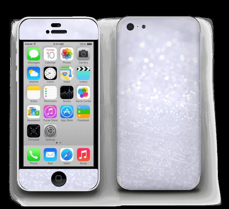 Paillettes Skin IPhone 5c