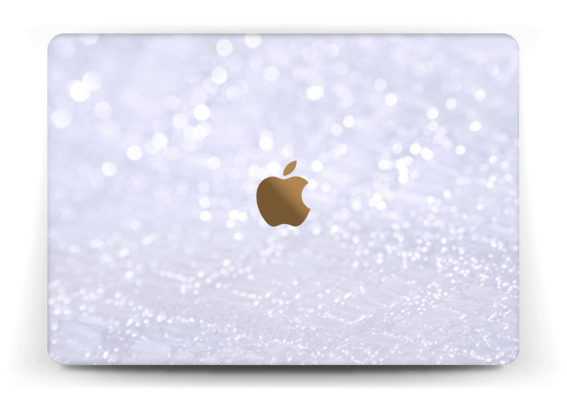 "Paillettes Skin MacBook 12"""