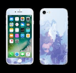 Pastel lilás Skin IPhone 7