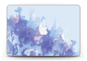 "Splash violet Skin MacBook Pro Retina 13"" 2015"