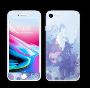 Pastel lilás Skin IPhone 8