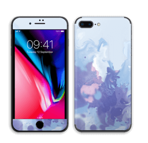 Pastell lilla Skin IPhone 8 Plus