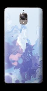 Pastell lilla Skin OnePlus 3