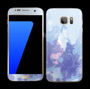 Pastell lilla Skin Galaxy S7