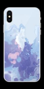 Pastel lilás Skin IPhone X