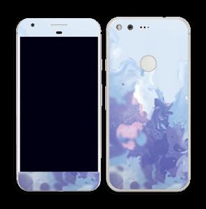 Pastell lilla Skin Pixel