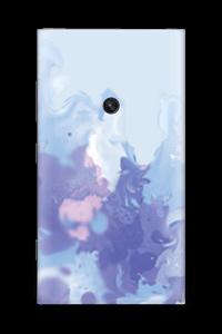Pastell lilla Skin Nokia Lumia 920