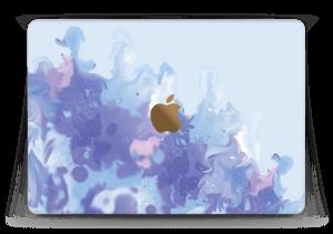 """Purple pastel Skin MacBook 12"""""""