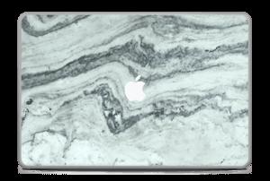 "Green loves grey Skin MacBook Pro 17"" -2015"