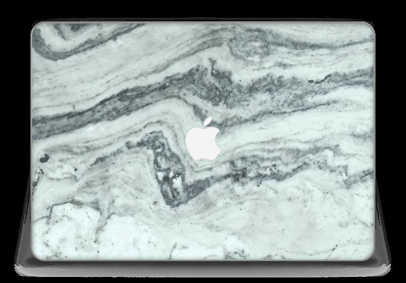 "Green loves grey Skin MacBook Pro Retina 15"" 2015"
