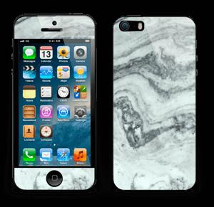 Grønn pastellmarmor Skin IPhone 5s
